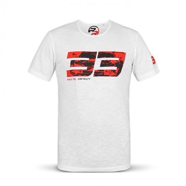 "René Rast T-Shirt ""White"""