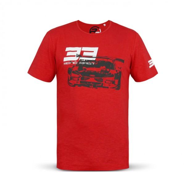 René Rast T-Shirt Red