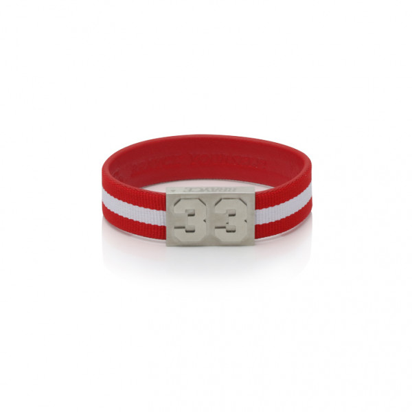"""Armband """"Red """""""